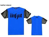 High Quality Men's UNKUT Tshirt for mans Fashion shirt Casual Hip hop short sleeve T-shirts high quality cotton Leisure t-shirt
