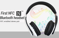 Free Shipping!4.0 Stereo Bluetooth Headset,Folable Headphone,NFC Pairing,Hands free,10 hours Playback Time