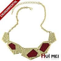 Fashion Women Elegant Trendy Short Link Chain Charm Statement Layer Necklaces Jewelry