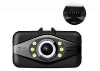 "2.7"" Screen L8000 Car DVR GPS with FULL HD 1920*1080P 120 G-sensor Night Version"