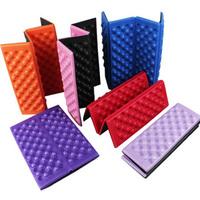 free shipipng Outdoor folding cushion ultra-light moisture-proof pad cool cushion mat pillow foam cushion portable camping
