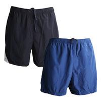 free shipping Marathon running shorts male quick-drying shorts beach training shorts fitness jogging sporthosen
