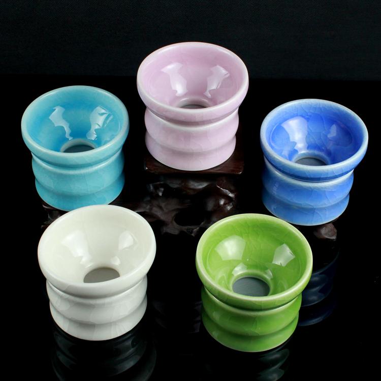 Ceramic tea strainer kung fu tea circle(China (Mainland))