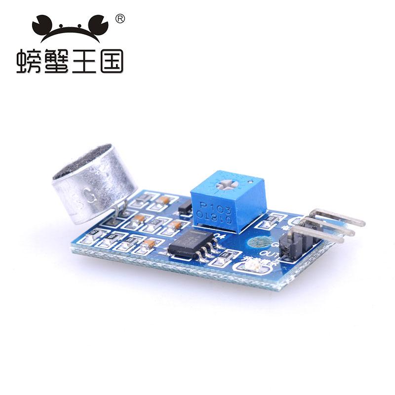 diy sensor module sound sensor module(China (Mainland))