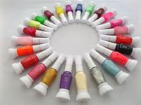 Wholesale Price Brand New Nail Polish 24 PCS/lot 24 color Nail enamel Nail Varnish Set Fast Shipping