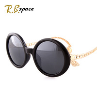 Sunglasses women's 2014 vintage sunglasses female big box the trend of quality gorgeous glasses