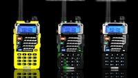 OT SHOPPING UV5REplus ham radio amateur radio Walkie Talkie Two Way Radio handhled radio Dual Band Display Dual standby