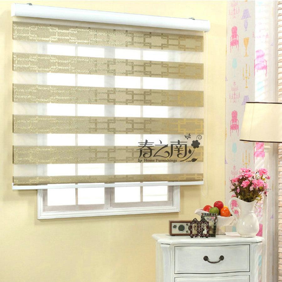 barato Rgxzr cortina persiana shalian venezianas obturador sombra cortina cortinas de bambu 2022(China (Mainland))