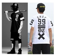 2014 Retail new hot chic HARAJUKU gd pyrex T-shirt lovers short-sleeve tee