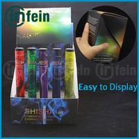 5pcs/lot ShiSha Time E Hookah Pipe Pen Electronic Cigarette Smoking Pipes Hookah Cigarettes 500 Puffs ( 5*shisha time)