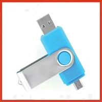 2014 new Smart Phone USB Flash Drives pen drives external storage micro usb memory stick 4GB/8GB/16GB/32GB/64GB Free shipping