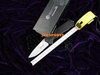 Ganzo g716 folding knife, 440c,58hrc,g10 utility outdoor knife+Free shipping(SKU12010277)