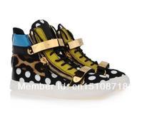 gold shoe box promotion