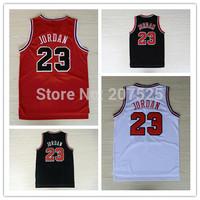 Chicago 23 Michael Jordan Basketball Jersey High Quality Cheap MESH Throwback Sport Jersey Basketball Shirt