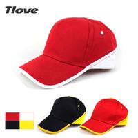 Promotional Custom Blank Sport Baseball Caps Hat 100% Colorant Cotton Advertising Cap Customize Logo Printing Plaid Hat Caps