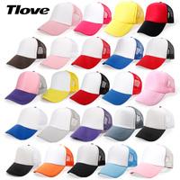 Custom Blank Hat Advertising cap diy customize cap spring and autumn male female baseball cap mesh cap printing logo  Plaid Hat
