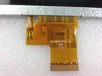 Free shipping original new Newman m88 quad-core lcd screen 801 dual-core screen h-h08027fpc1-c0