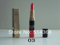 CC Brand cosmetics makeup, makeup  2 in 1 lipstick + lip gloss (2pcs/lot) free shipping