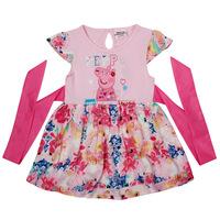 nova explosion models girls summer dresses foreign trade of the original single- burst models fashion princess dress H4456