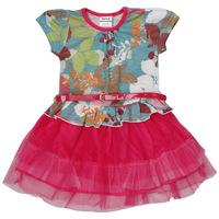 2014 girls summer explosion models princess dress fashion trade of the original single- burst models dress H4841