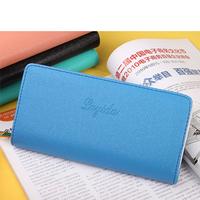 New 2014 Women Wallets Fashion Women Clutch Printing Wallet  Card Purse Evening Handbag 4 Color TB1009