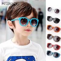 2014 candy color pink anti-uv sunglasses Child glasses sunglasses 5Pcs/Lot