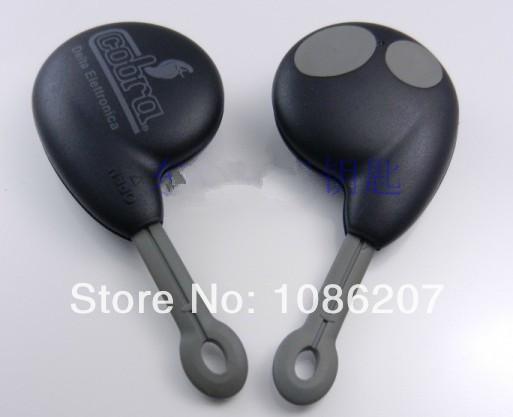30PCS/LOT Free shipping 2 Buttons Remote Key Shell for Malaysia Toyota(China (Mainland))