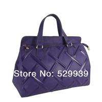 Handmade cowhide 100% genuine luxury embossed leather 2014 new in women fashion handbags,free dropship