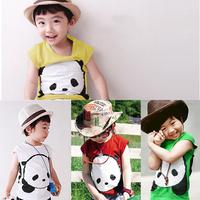 2014 summer boys clothing girls clothing baby child short-sleeve T-shirt tx-0271