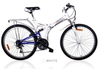 26 21 variable speed full suspension folding mountain bike bicycle automobile race