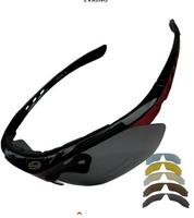 U.S. outdoor glasses commando bulletproof polarized sunglasses eye protector motorcycle windproof fishing tactics  free shipping