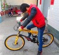 26 mountain bike folding bike hummer mountain bike mountain bike