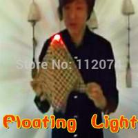 Floating Light  - trick, Free shipping, Fire magic Magic trick classic toys