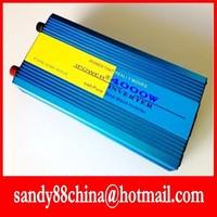 HOT SALE!! 4000W Off Inverter Pure Sine Wave Inverter DC48V to 220V  50HZ Wind Solar Power Inverter