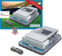2014 New DIY 3D Puzzle Corinthians Arena estadio do pacaembu Sao Paulo 2014 Brazil World Cup Stadium 98 pc's/Set