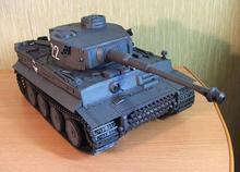 paper tank models promotion