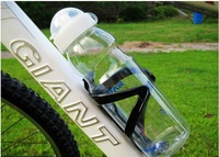 Bicycle water bottle rack mountain bike pc plastic holder bicycle glass fitted rack water bottle  soft and tough Mixed wholesale