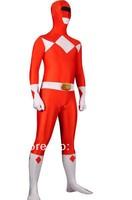 Mighty Morphin Red Power Ranger Costume