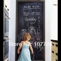 Vinyl Blackboard Home Sticker, Removable Wall Decal, Chalkboard Stickers, 45CM*200CM /Piece
