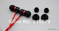 Lenovo E111A-ear headphones earphones bass stereo noodles flat line noise reduction ear phones