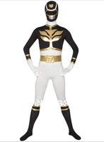White And Black Power Ranger Costume