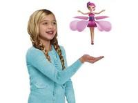 Induction flying fairy, suspended flying BaBiWa and girl toys, pokemon