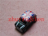 Hot Selling Real Full Capacity uk black Mini jeep car 2gb 4gb 8GB 16GB 32GB Metal Car Model USB Flash Drive 64gb gifts box gift