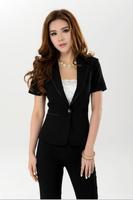 new 2014 clothes brand style women blazer women suits women work wear free shipping