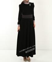 2014 New style muslim abaya fashion abaya