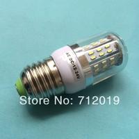 20unitsx  New arrival E27 7W 48* 3014 SMD Corn Light White /Warm White 12v 24v AC/DC fast shipping(2days)