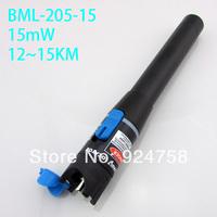 12~15km,15mw,red fiber optical test pen , fiber optical laser visual fault locator,fiber optic cable tester,fiber laser pointer