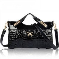 Hot Sale Bags Handbags Women Famous Brands Fake Crocodile Bolsas Femininas Ladies Shoulder Bags Evening Bag Wedding Bag New 2014