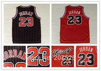 Chicago #23 Michael Jordan Throwback Basketball Jersey, Retro Mesh Basketball Jersey, Michael Jordan Vintage Basketball Shirt
