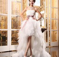 Free Shipping 2014 New Arrival Bridal Wedding Dress,Wedding Gown W0078